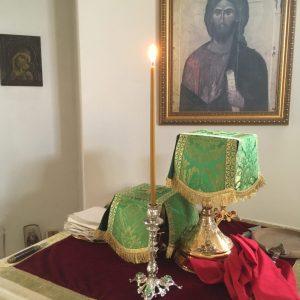 праздник Входа Господня в Иерусалим, 21-04-19