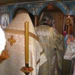 Литургия на память сщмч. Алексия Смирнова 2011