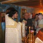 Вход Господень в Иерусалим 2011