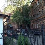Здание б. Константинопольского подворья в Крапивенском переулке