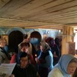 Молебен в престольный праздник Рождества Пресв. Богородицы, 21 - 09 - 14